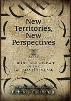 New Territories  New Perspectives PDF