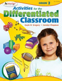 Activities for the Differentiated Classroom  Grade Two PDF