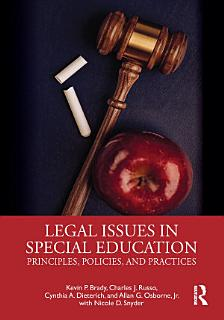 Legal Issues in Special Education Book