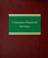 Consumer Financial Services PDF