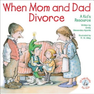 When Mom and Dad Divorce Book