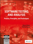 Software Testing and Analysis: Process, Principles, and Techniques