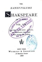 The Handy Volume Shakspeare PDF