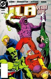JLA: Year One (1997-) #6