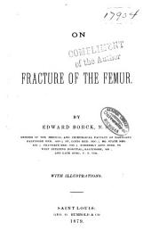 On Fracture of the Femur