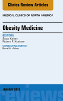 Obesity Medicine  An Issue of Medical Clinics of North America  E Book PDF