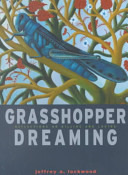Grasshopper Dreaming Book