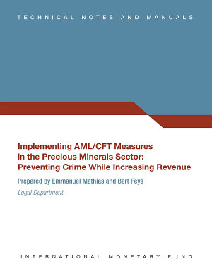 Implementing AML CFT Measures in the Precious Minerals Sector PDF