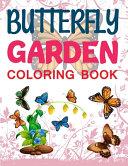 Butterfly Garden Coloring Book