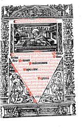 Silvestrina. Summa Summarũ que Silvestrina nuncupat̃ ... nuperrime ad unguem recogrita cũ annotamẽtis, etc. B.L.