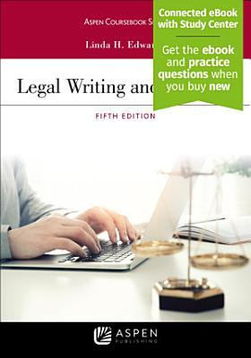 Legal Writing and Analysis PDF