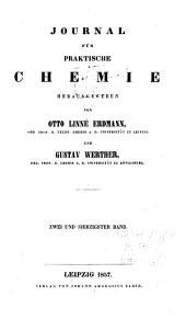 Journal für praktische Chemie: Band 72