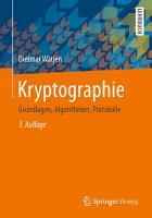 Kryptographie PDF