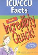 ICU CCU Facts Made Incredibly Quick  PDF