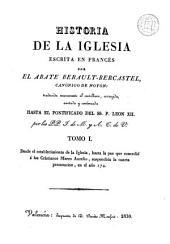 Historia de la Iglesia, 1