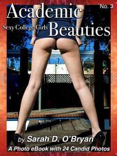 Academic Beauties, No. 3: Sexy Teen College Girls