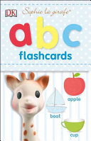 Sophie la Girafe  ABC Flashcards Book