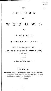 The school for widows: A novel ...