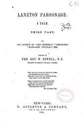 Laneton Parsonage: A Tale, Part 3