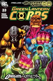 Green Lantern Corps (2006-) #33