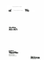 Who s who of American Women PDF