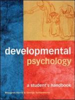 Developmental Psychology PDF