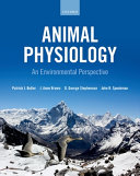 Animal Physiology  an Environmental Perspective