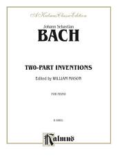 Two-Part Inventions: For Piano