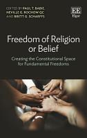 Freedom of Religion or Belief PDF