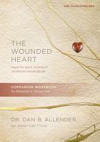 The Wounded Heart Companion Workbook PDF