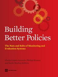 Building Better Policies Book PDF