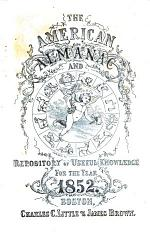 The American Almanac and Repository of Useful Knowledge, for ...