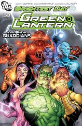 Green Lantern (2005-) #53