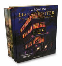 Harry Potter - The Illustrated Collection Book