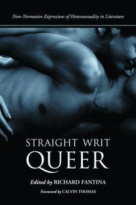 Download Straight Writ Queer Book