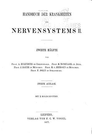 Handbuch der speciellen Pathologie und Therapie PDF