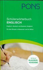 Schülerwörterbuch Englisch