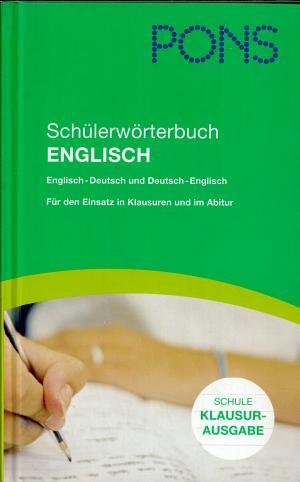 Sch  lerw  rterbuch Englisch