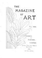 The Magazine of Art PDF