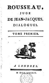Dialogues: Volume 1