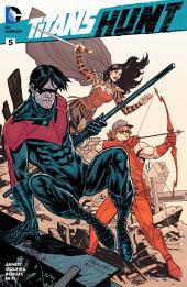 Titans Hunt (2015-) #5