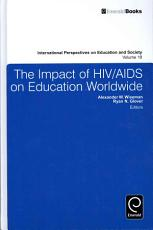 The Impact of HIV AIDS on Education Worldwide PDF