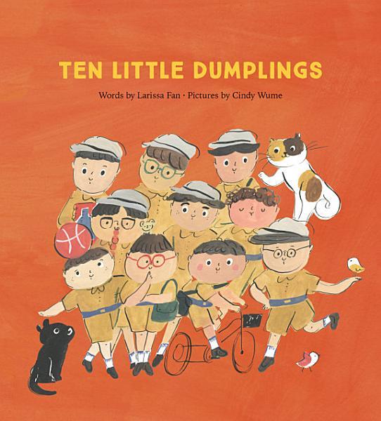 Download Ten Little Dumplings Book