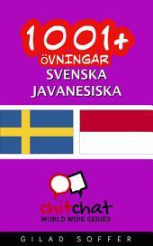 1001+ övningar svenska - javanesiska