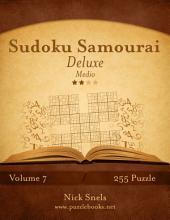 Sudoku Samurai Deluxe - Medio - Volume 7 - 255 Puzzle