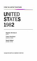 United States 1982 PDF
