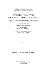 Stories from the Thousand and one nights (the Arabian nights' entertainments)