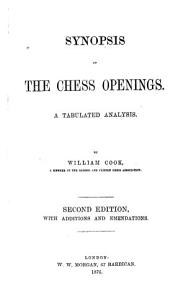 Synopsis of the Chess Openings PDF