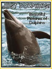 Just Dolphins! vol. 1: Big Book of Photographs & Dolphin Pictures