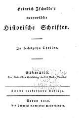 Ausgewählte historische Schriften: Bände 11-12